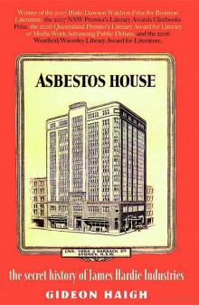 asbestos house good