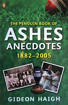 The Penguin Book of Ashes Anecdotes
