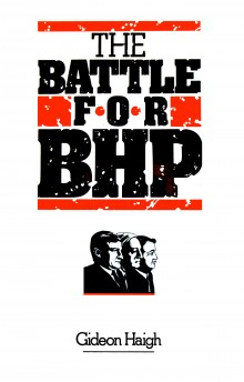 Battle for BHP